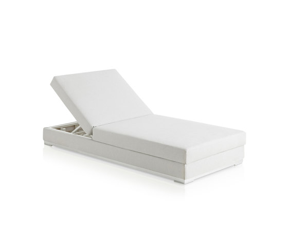 Slim Chaise longue by Expormim | Chaise longues