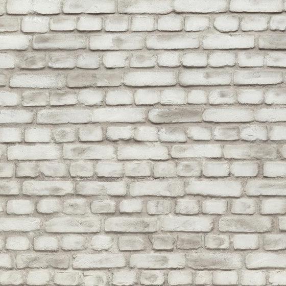 MSD Ladrillo Loft blanco sucio 328 di StoneslikeStones | Pannelli composto