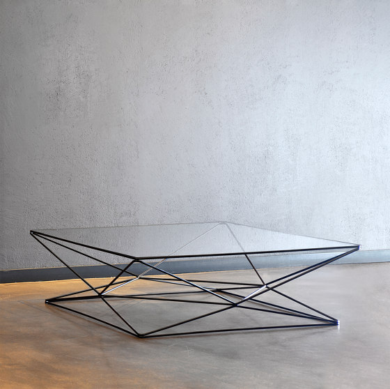 Foxhole | 100 Low Table by spHaus | Coffee tables