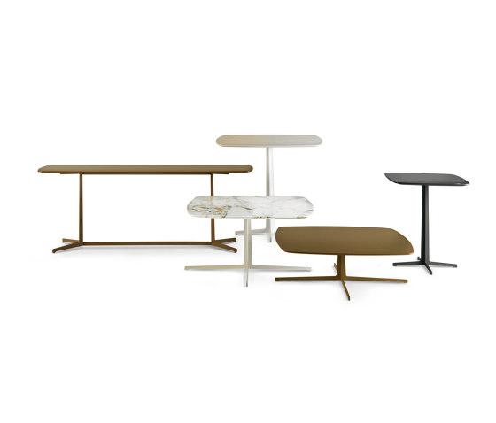 Trilogy Tavolini di Busnelli | Tavoli pranzo