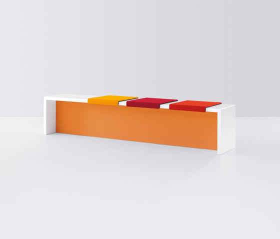 K-Modul Sit de werner works | Bancs