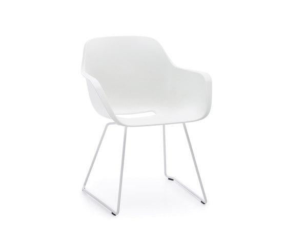 Captain's Sliding Chair von extremis | Stühle