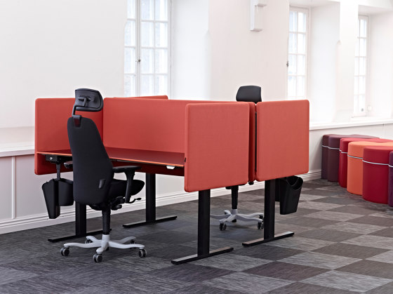 ScreenIT A30 Desk Booth by Götessons   Table dividers