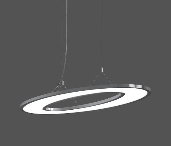 Sidelite® Ellypsoid pendant luminaires de RZB - Leuchten | Suspensions