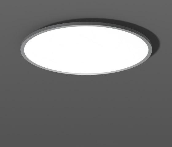 Sidelite® Round Ceiling and wall luminaires de RZB - Leuchten | Plafonniers