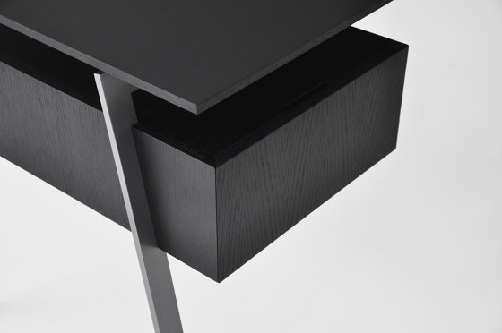 Homework with Wood Top by Bensen | Desks