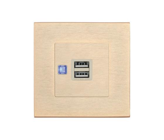 SoHo | USB Socket by FEDE | USB power sockets