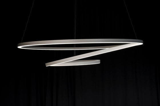 Toccata by Sattler | Suspended lights