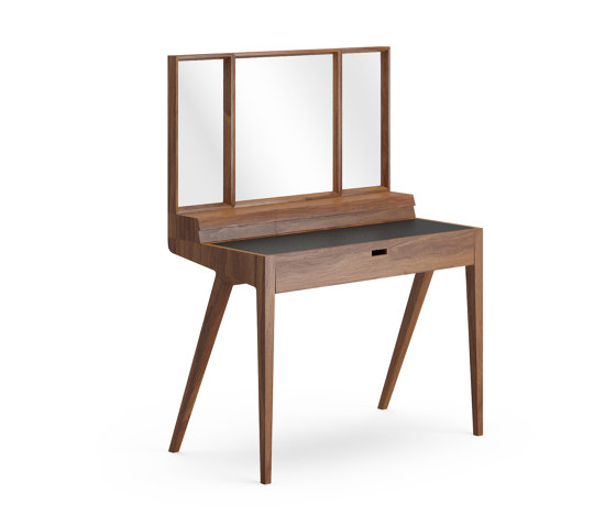 Kingston Dressing Table with Mirror by Dare Studio | Dressing tables
