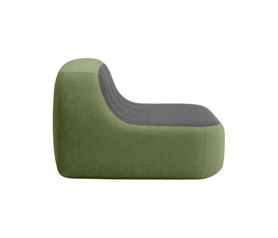 SAND Chair di SOFTLINE | Poltrone