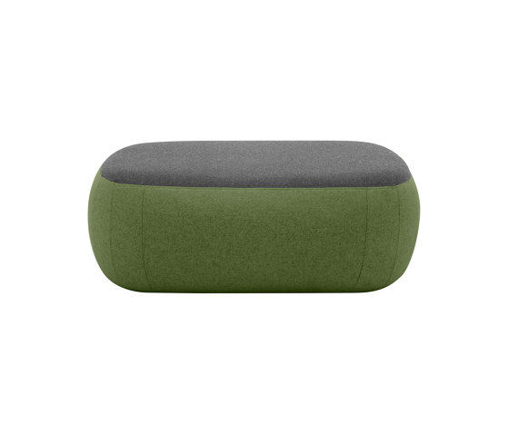 SAND Pouf by SOFTLINE | Poufs