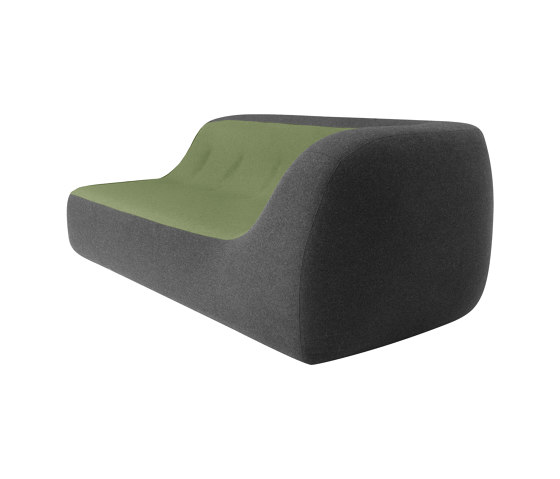 SAND Sofa di SOFTLINE   Chaise longue