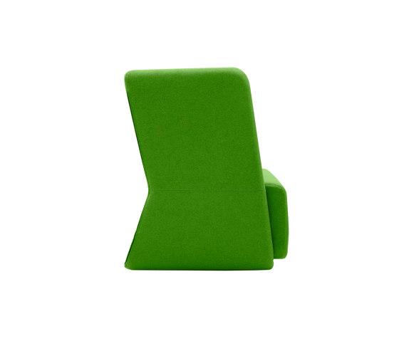 BASKET Sessel - Niedrig von SOFTLINE   Sessel