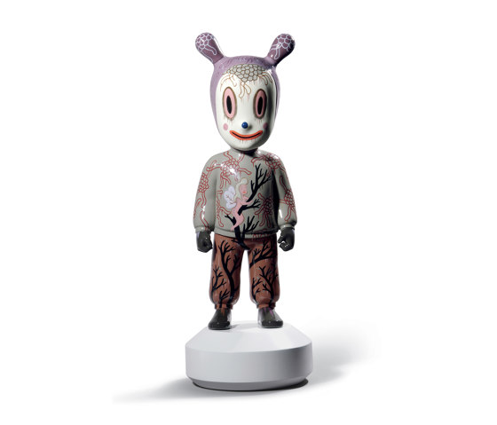 The Guest by Gary Baseman Figurine | Large Model | Limited Edition by Lladró | Objects