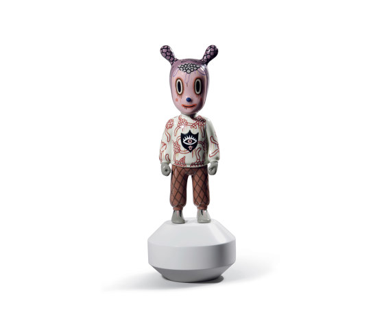 The Guest by Gary Baseman Figurine | Small Model | Numbered Edition by Lladró | Objects