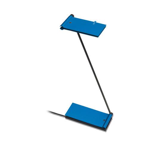 ZETT USB - Lapis di Baltensweiler | Lampade tavolo