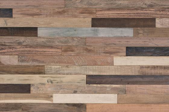 Bridges by Wonderwall Studios | Wood panels