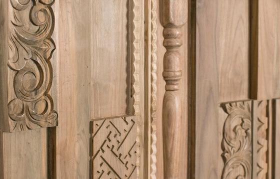 Phoenix by Wonderwall Studios | Wood panels