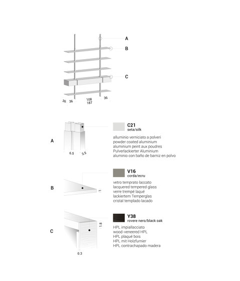 System by Extendo   Shelving