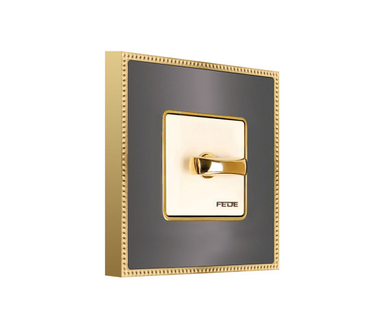 New Belle Époque Metal | Rotary Switch by FEDE | Rotary switches