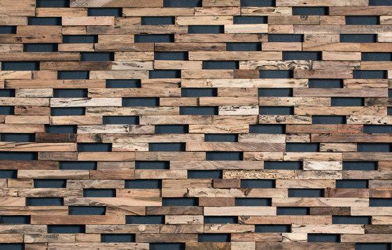 Train de Wonderwall Studios | Planchas de madera
