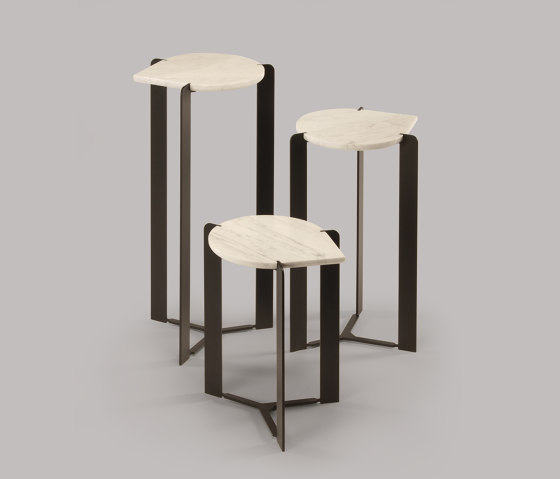 drop side tables de Skram | Mesas auxiliares