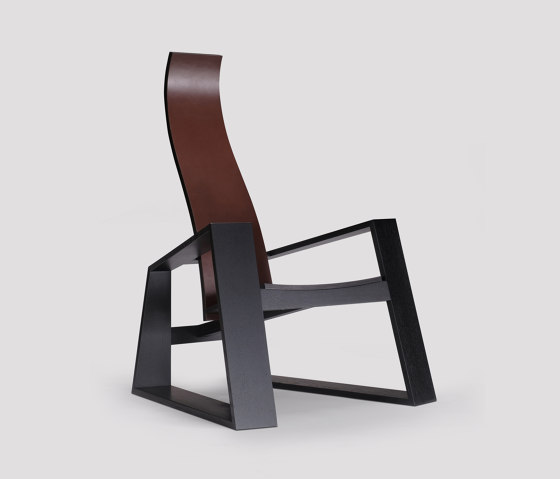 independent fade lounger by Skram | Armchairs