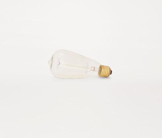 Atelier LED Drop Clear by Frama   Light bulbs