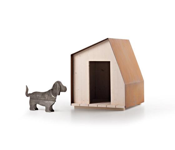 Dog House n°1 de De Castelli   Niches pour chiens