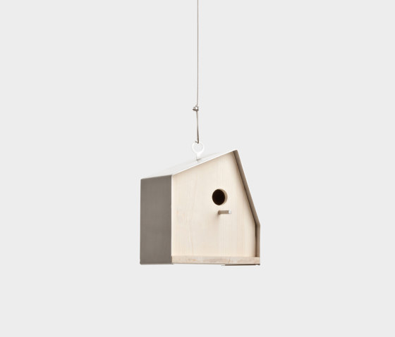 Nest n°1 von De Castelli | Vogelhäuschen