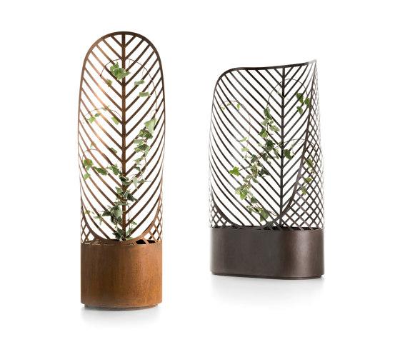 Screen Pot de De Castelli | Pots de fleurs