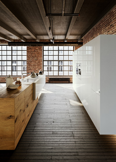 36e8 Wildwood Kitchen by LAGO | Fitted kitchens