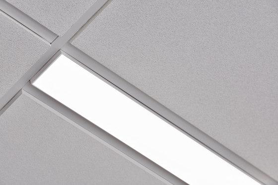 Matric L3 de Lightnet | Plafonniers encastrés