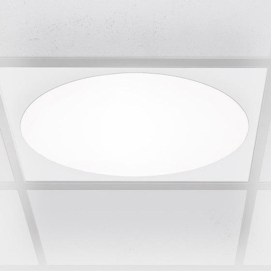 Basic M8 de Lightnet | Plafonniers encastrés