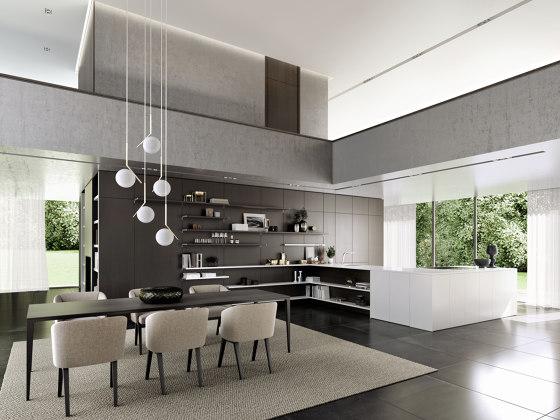 Pure di SieMatic | Cucine parete