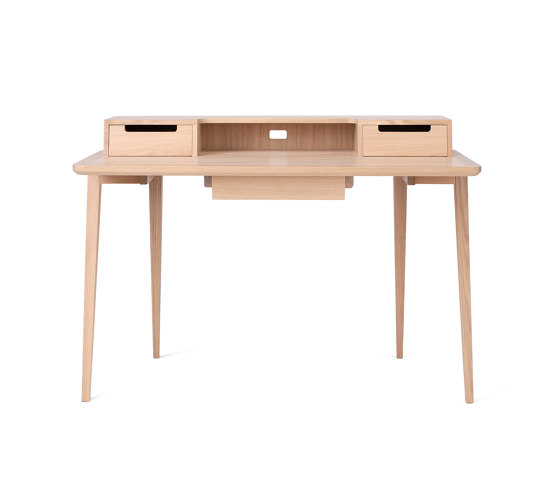 Treviso | Desk Oak de L.Ercolani | Bureaux