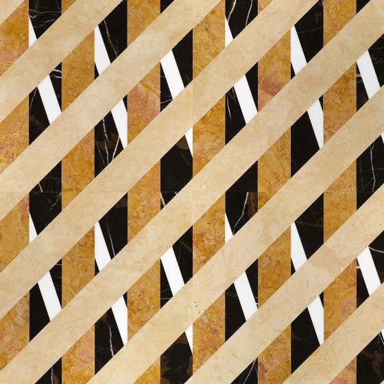Opus   Bambù deserto by Lithos Design   Natural stone panels