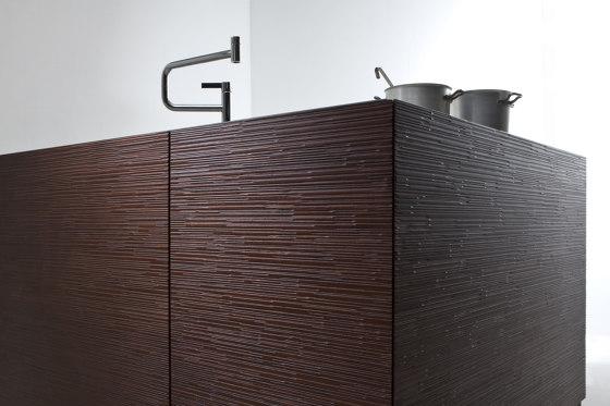 Bellagio Kitchen de Laurameroni | Cuisines modulaires