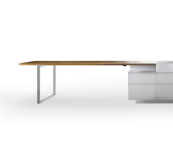 Convivium Island with Up & Down Table by Arclinea   Dining tables