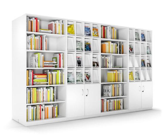 Allvia Combination cabinets by Assmann Büromöbel | Shelving