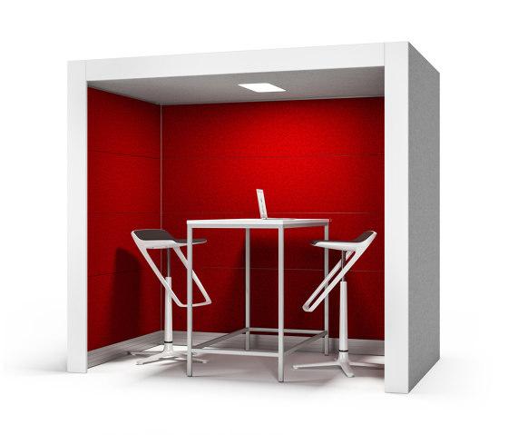 Syneo Line Meeting by Assmann Büromöbel | Office Pods