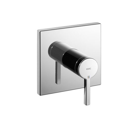 KWC AVA Trim kit with function unit by KWC | Shower controls