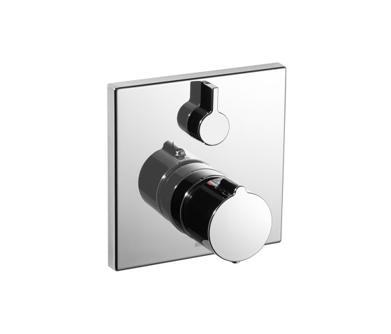 KWC AVA Trim kit with thermostatic function unit by KWC | Shower controls