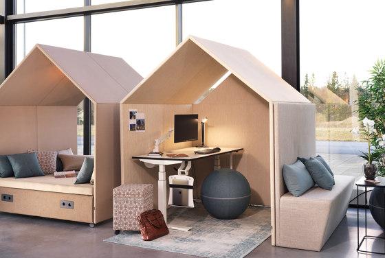 The Hut de Götessons | Box de bureau