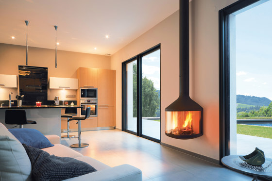 Hubfocus by Focus | Ventless fires