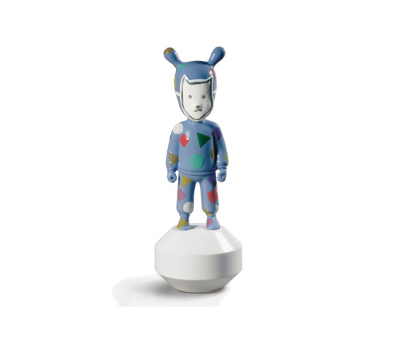 The Guest by Paul Smith Figurine | Small Model | Numbered Edition by Lladró | Objects