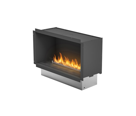 PrimeFire in casing by Planika | Fireplace inserts