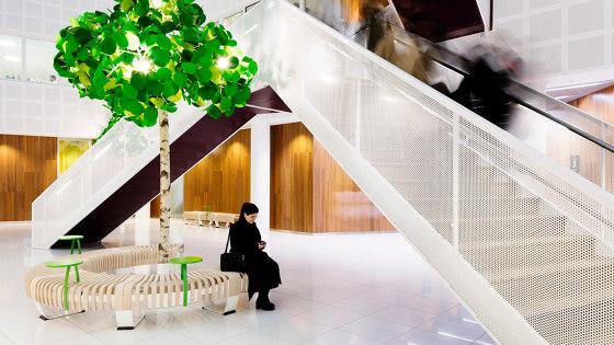 Leaf Lamp Tree 130 de Green Furniture Concept | Lámparas de pie
