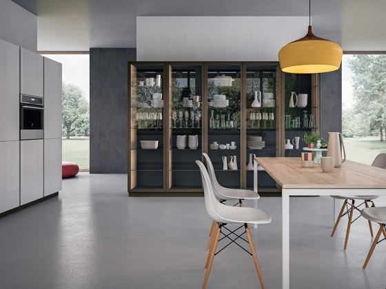 Space Profile-c by GD Arredamenti | Fitted kitchens