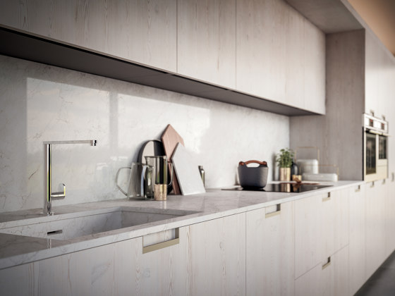 Velvet Handle by GD Arredamenti | Fitted kitchens